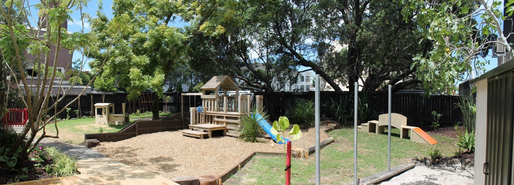 Milky Way Early Learning Centre | Newmarket / Auckland CBD | Chrysalis Group